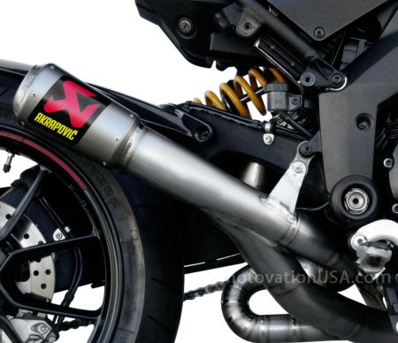 Ducati Multistrada  Akrapovic Evolution Full Exhaust