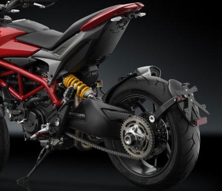 Evotech Performance Ducati Hypermotard 821 939 SP Tail
