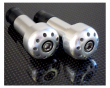 Aluminum Bar Ends by MotoCorse