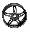 Carbon Fiber Rapid Tek Rear Wheel by BST