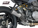 Titanium CR-T Exhaust by SC-Project