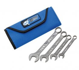 TiProlight Titanium 4 Pc Wrench Set by Motion Pro