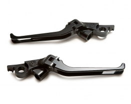 Folding Levers by Moto Corse