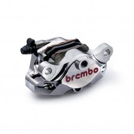 84mm Nickel Plated Axial Rear Billet Caliper by Brembo