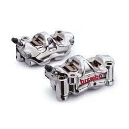 GP4-RX CNC 130mm Radial Billet Caliper Kit by Brembo
