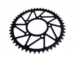 Superlite RS7-R Series 520 Pitch Black Steel Rear Sprocket for Marchesini / BST / OZ Wheel