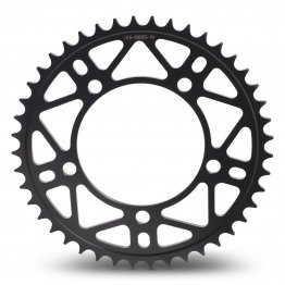 Superlite RSX Series 525 Pitch Black Steel Rear Sprocket