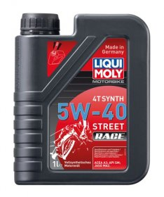 Liqui Moly Synthetic 4T 5W-40 1L Motor Oil