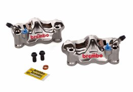 GP4-RX CNC 108mm Radial Billet Caliper Kit by Brembo