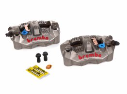 108mm Monobloc Cast Calipers - GP4-RS by Brembo