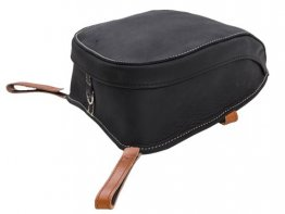 Leather Tail Bag by Wunderlich