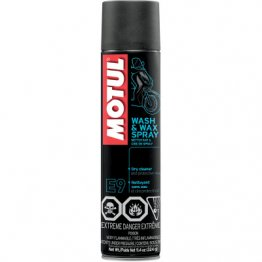 Motul E9 Wash & Wax Spray