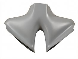 Pro-Series Upper Fairing Front Adapter by Armour Bodies
