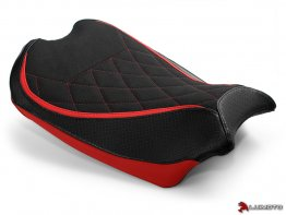 Diamond Sport Rider Seat Cover by Luimoto