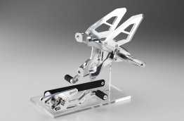 Adjustable Rearsets by AELLA