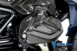 Carbon Fiber Spark Plug Cover by Ilmberger Carbon