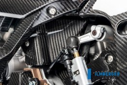 Carbon Fiber Wire Harness Cover by Ilmberger Carbon