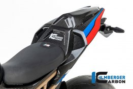 Carbon Fiber Solo Seat Center Tail Piece by Ilmberger Carbon