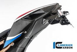 Carbon Fiber Under Tail Cover by Ilmberger Carbon