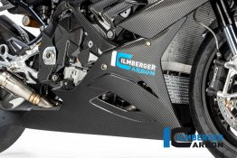 Carbon Fiber RACE VERSION Bellypan by Ilmberger Carbon
