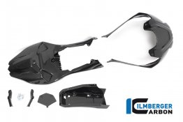 "Carbon Fiber Monoposto ""Solo Seat"" STREET VERSION Kit by Ilmberger Carbon"