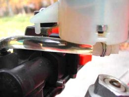 6mm ID Clear Tygon Tubing For Brake Fluid - Brembo Size
