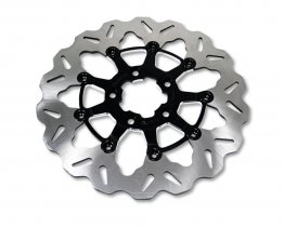 "11.8"" Contrast Cut Floating Front Brake Rotor by Galfer"