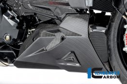 Carbon Fiber RIGHT SIDE Bellypan by Ilmberger Carbon