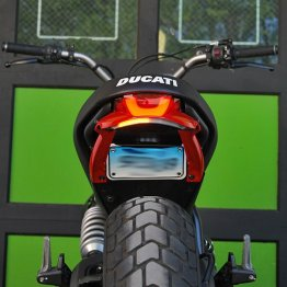 Fender Eliminator Integrated Tail Light Kit by NRC