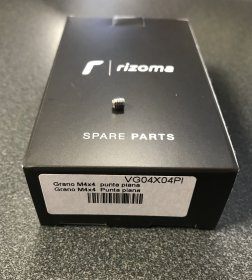 Rizoma Spare Parts - Set Screw VG04X04PI