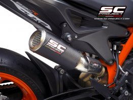 CR-T M2 Exhaust by SC-Project