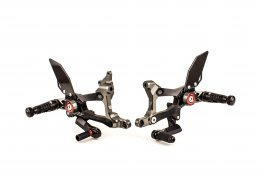 MUE2 Adjustable Rearsets by Gilles Tooling