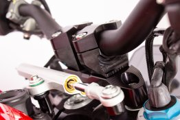 2DGT adjustable handlebar risers by Gilles Tooling
