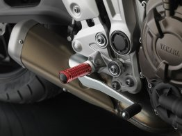 Rizoma B-PRO Round Racing Footpegs
