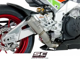 CR-T Low Mount Exhaust by SC-Project