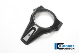Carbon Fiber Gas Cap Surround Cover by Ilmberger Carbon