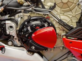 Dry Clutch Air Intake by Ducabike
