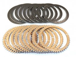 Clutch Plate Kit by Ducabike
