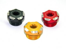 Engine Oil Filler Cap by Ducabike