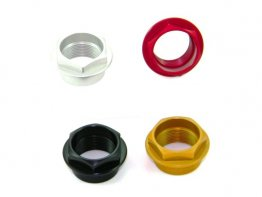 Front Wheel Axle Nut by Ducabike