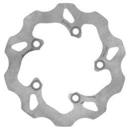 Rear Brake Wave Rotor by Galfer
