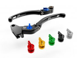 ECO GP 1 Brake & Clutch Lever Set by Performance Technologies