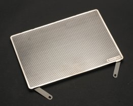 Titanium Radiator Guard by MotoCorse