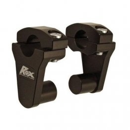 "2"" Pivot Risers for 7/8"" Handlebars by Rox"