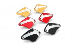 Brake and Clutch Fuild Tank Covers by Ducabike