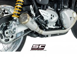 "Conic ""70s Style"" Exhaust by SC-Project"