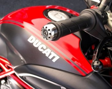 Bar End Weights by Motocorse Ducati / Diavel 1260 S / 2019
