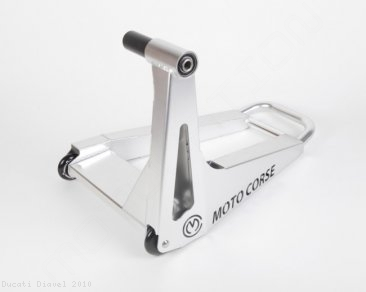 "Single Sided ""SBK"" Rear Stand by MotoCorse Ducati / Diavel / 2010"