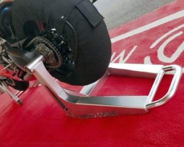 "Single Sided ""SBK"" Rear Stand by MotoCorse Ducati / 1199 Panigale Superleggera / 2014"
