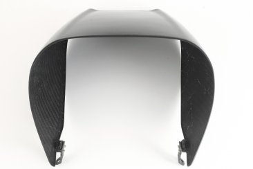 Carbon Fiber Rear Seat Cowl Cover by MotoCorse